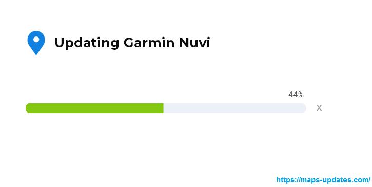 update Garmin Nuvi