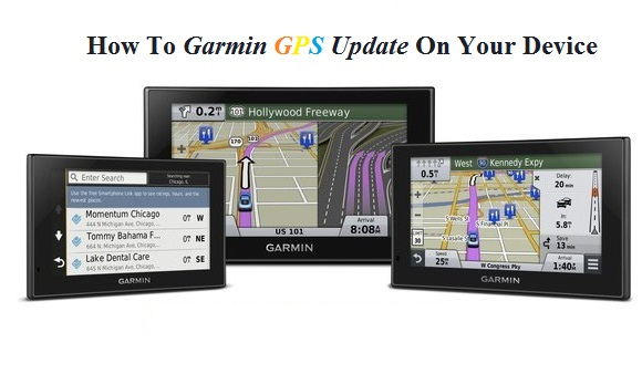 Garmin GPS Update