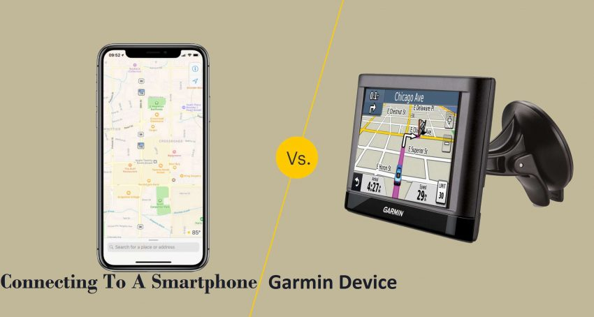 Garmin Device Not Connecting To A Smartphone