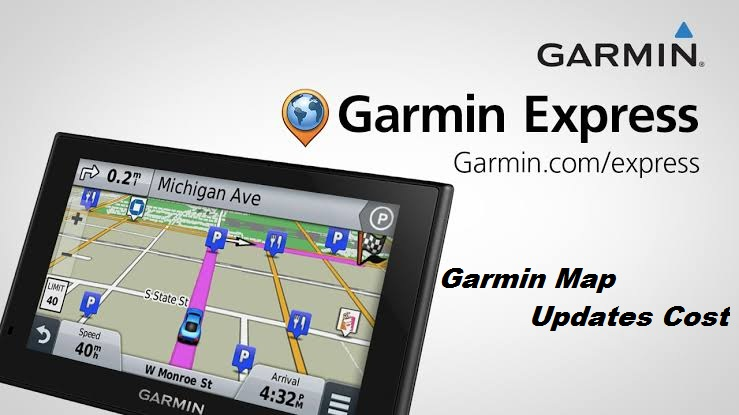 Garmin Map Updates Cost