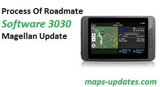 Roadmate Software 3030 Magellan Update